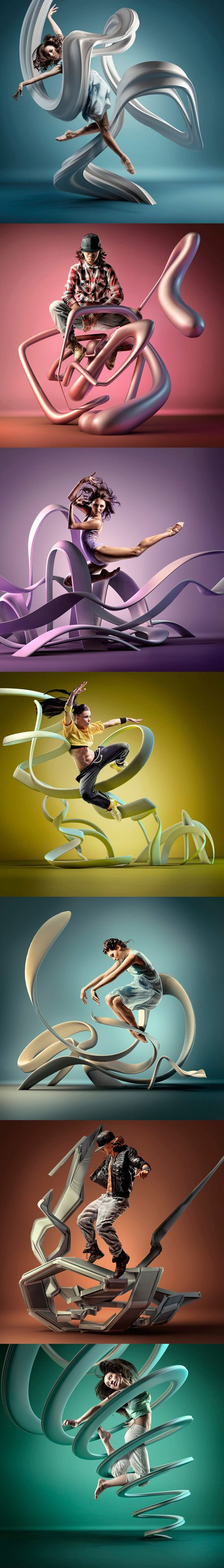 Mike Campau's Dancing Emotions