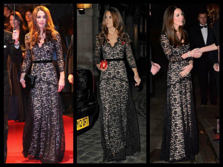 Temperly amoret lace dress, worn January 8, 2012 & November 8, 2012 & December 11, 2013