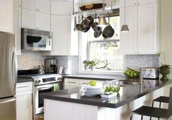 White-Small-Kitchen-Design-Ideas