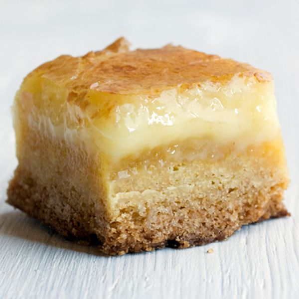 Ooey Gooey Butter Cake Bars