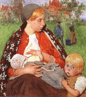 gari melchers paintings - Google Search