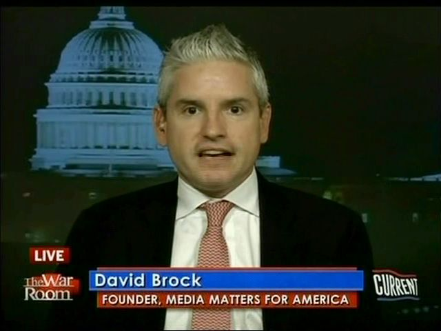 Image result for media matters david brock