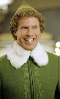 Buddy the elf, what's you favorite color?