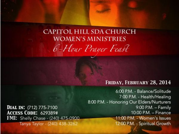 Pin by Capitol Hill SDA Church on CHC Women's Ministry ...