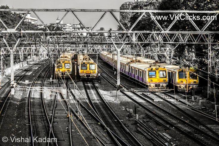 Mumbai Local Trains, The Lifeline of Mumbai