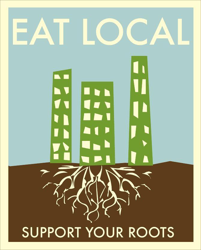 Eat Local - Paige Morse