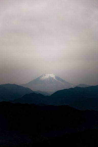 Mount Fuji image