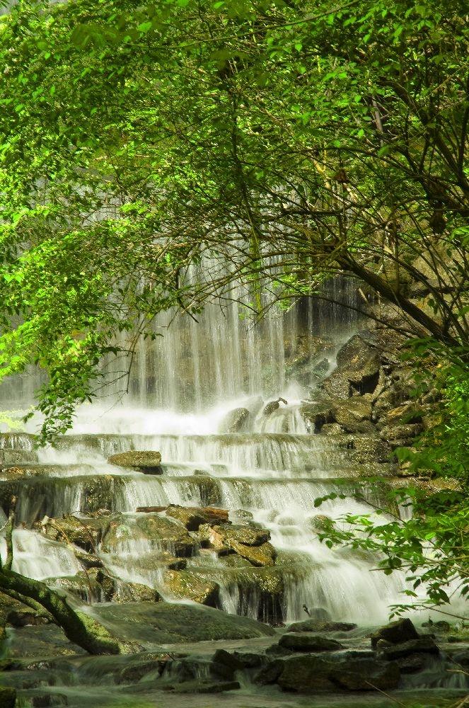Overlook Park Falls