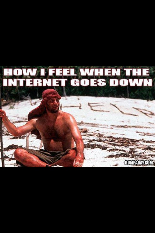 Does your Business #Internet make you feel like this? Contact #BCT today! www.broadconnect.ca www.broadconnectusa.com