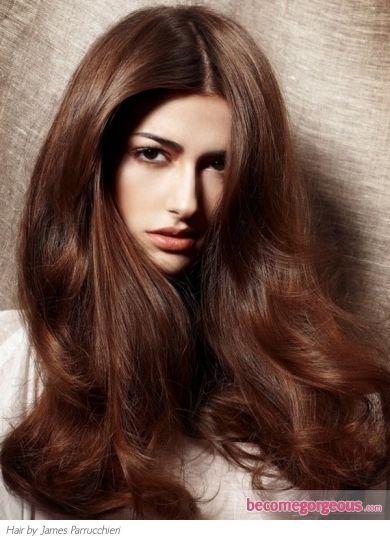 Full Flowing Straight Hair w/Body!
