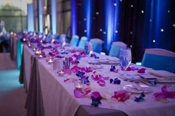 Purple And Blue Wedding Cakes   BLUE #3 ~ Wedding Ideas   Weddbook.com