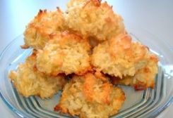 No Added Sugar Low Glycemic Coconut Macaroons