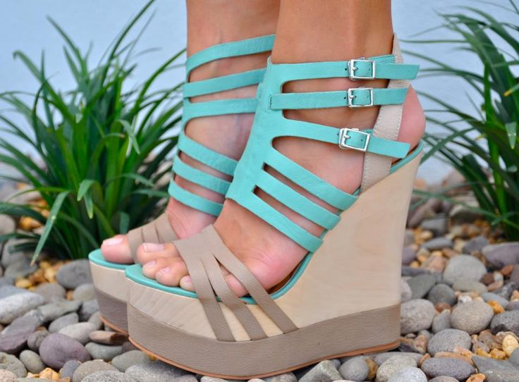 different but i like them  #Wedges #2dayslook #Wedgesfashion  www.2dayslook.com