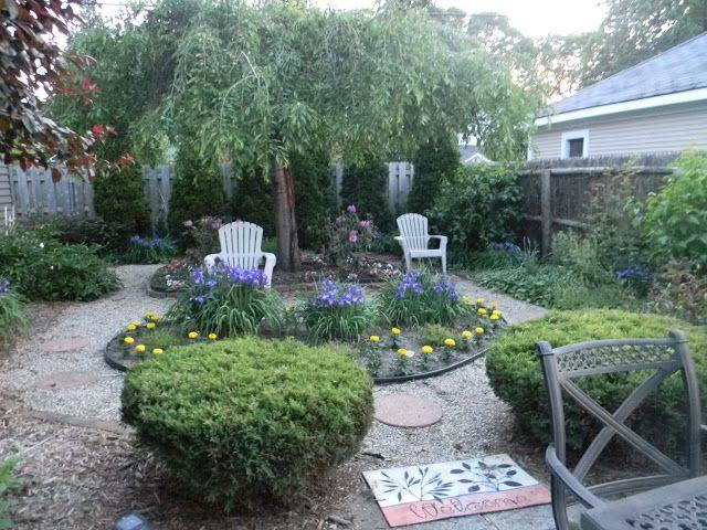 grassless backyard | Outside | Pinterest on Grassless Garden Ideas  id=77319