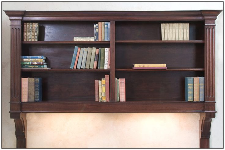 wall mount bookcase home office space pinterest on wall mount bookshelf id=81662