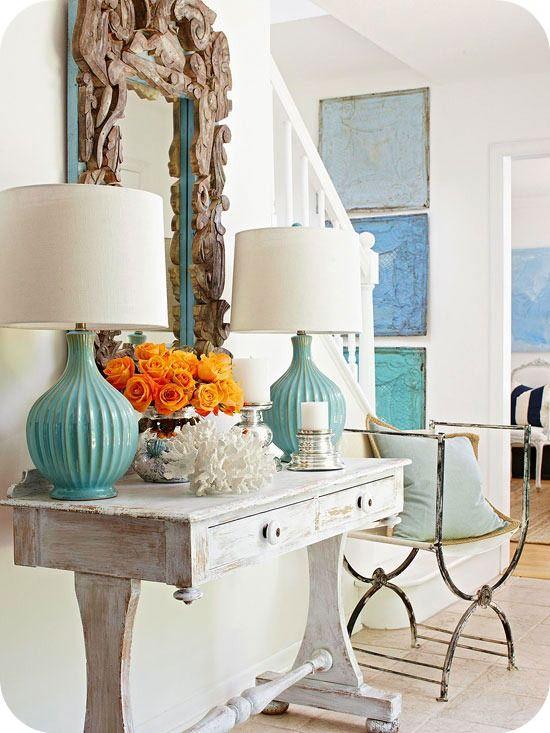 Living Room - Beachy