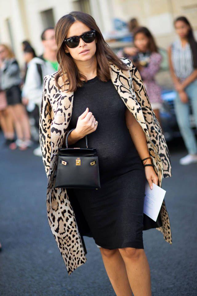 Miroslava Duma < statement coat
