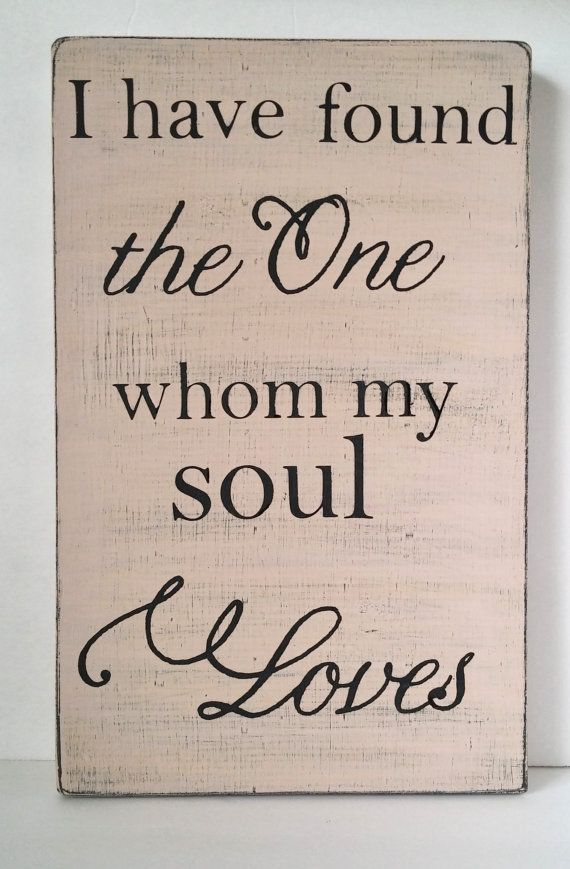 Download I HAVE FOUND the One Whom My Soul Loves, Hand-painted ...