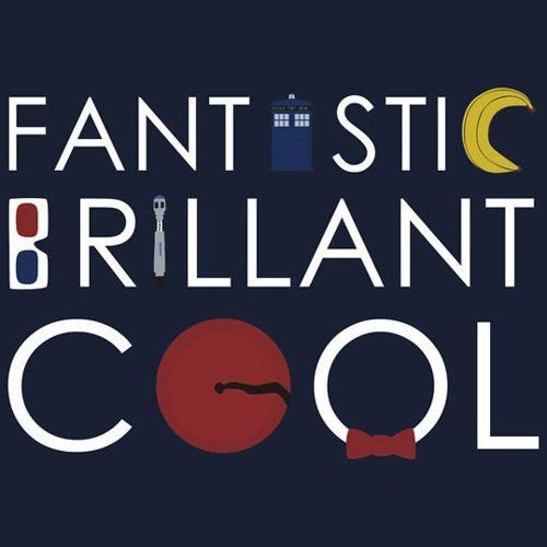 Fantastic! Brilliant! Cool!  https://www.facebook.com/The.Doctor.Who.Tardis