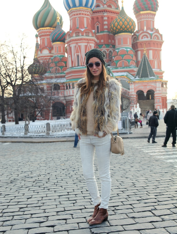 AMLUL.COM: Look of the Day.244: Red Square, Moscow
