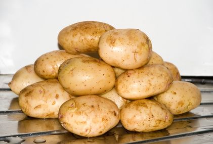 Can You Use Raw Potatoes For Dark Circles Around The Eyes? | LIVESTRONG.COM