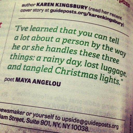 Maya Angelou quote via lilblueboo.com