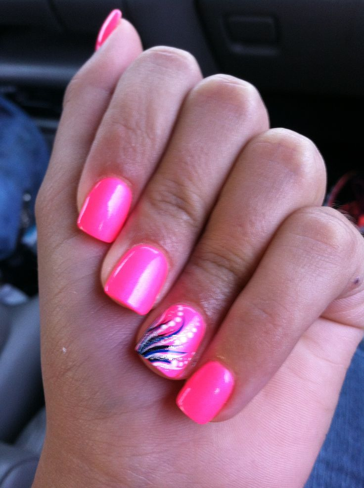 Just Got My Nails Done Nail Designs Pinterest