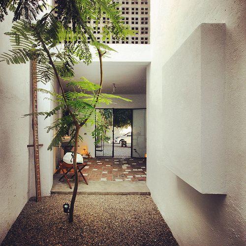 RoyaumeStyleDeco, Drift Hotel San José, Patio intérieur