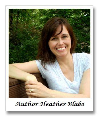 Heather Blake...