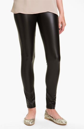 Nordstrom Faux Leather Legging