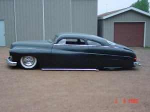 Oldsmobile Custom Lead Sled Classic Car Show Com Pictures