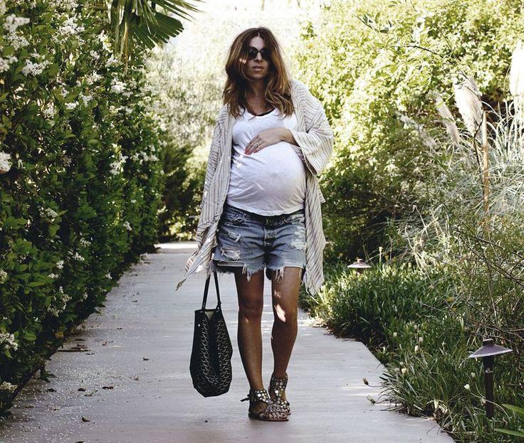kimono, cutoffs, sandals..summer ahhh