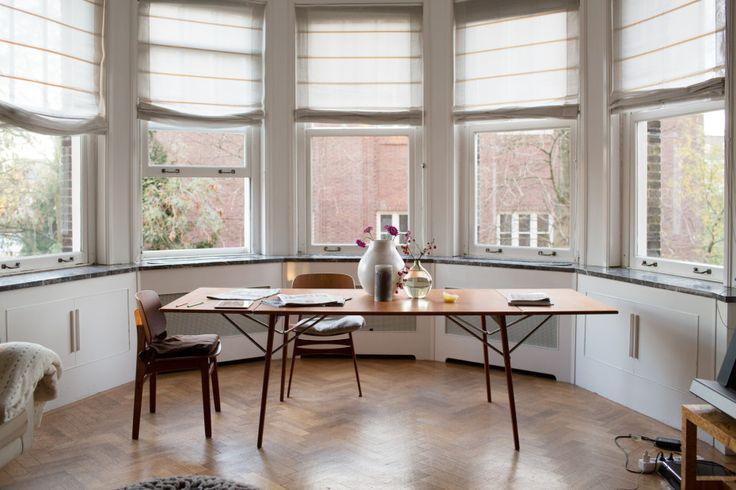 Marina van Goor's apartment in Amsterdam / photo by Jordi Huisman