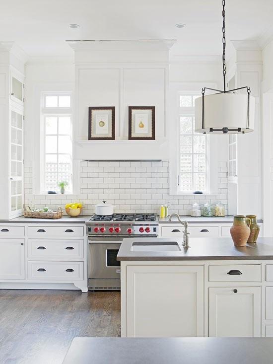 small farmhouse kitchen home remodel ideas pinterest on farmhouse kitchen small id=88856