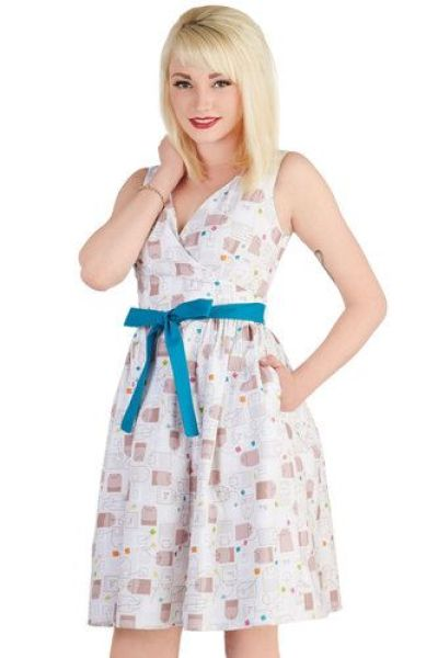 a38448dc1e In the Key of Chic Dress in Tea Time, #ModCloth