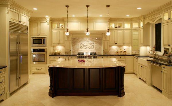 Unique Luxury Kitchens | Custom Luxury Kitchen Design Ideas