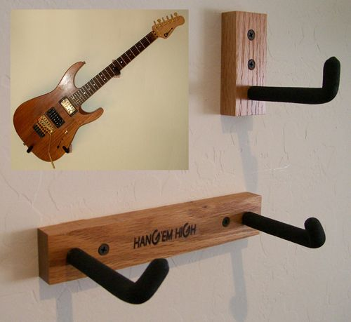 guitar wall hanger for the home pinterest on guitar wall hangers id=33490