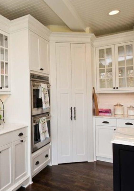 U Shaped Kitchen Island Layouts
