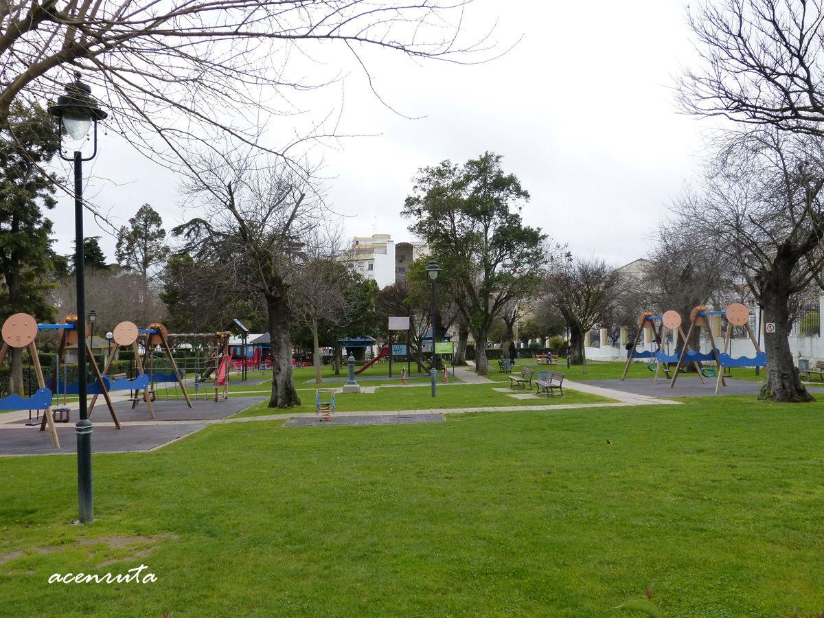 Elvas. Parque municipal