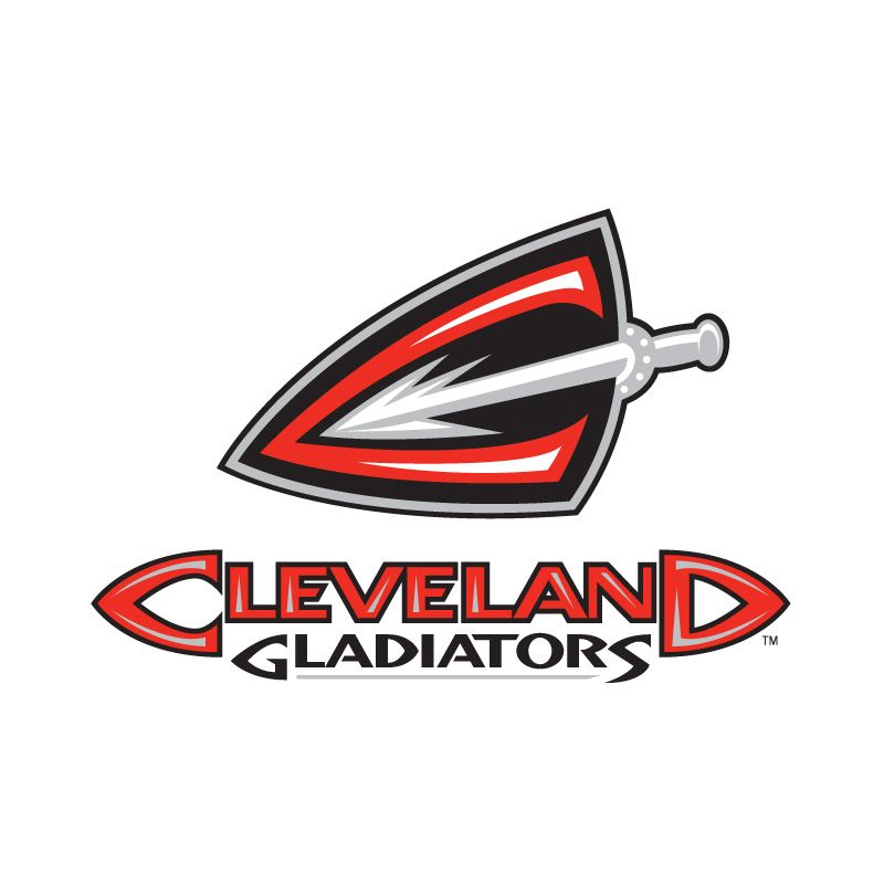2015 Cleveland Gladiators Logo