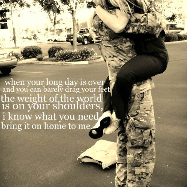 L Love My Soldier Quotes