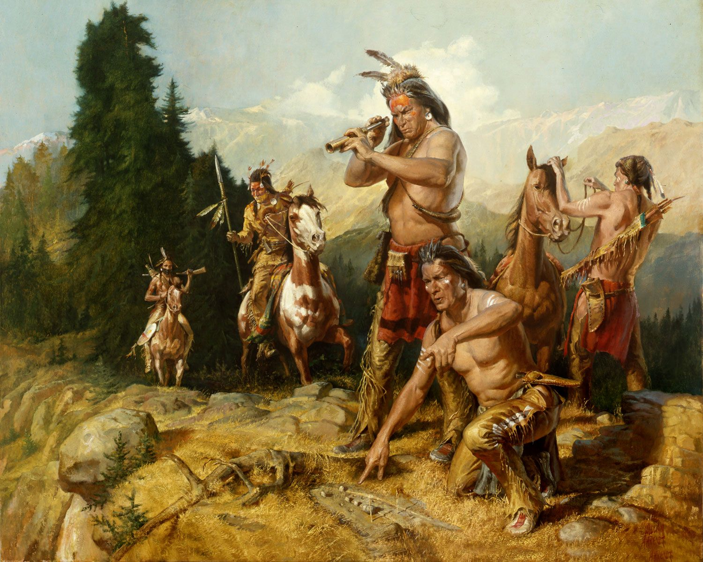 Gabriel Americans Native San