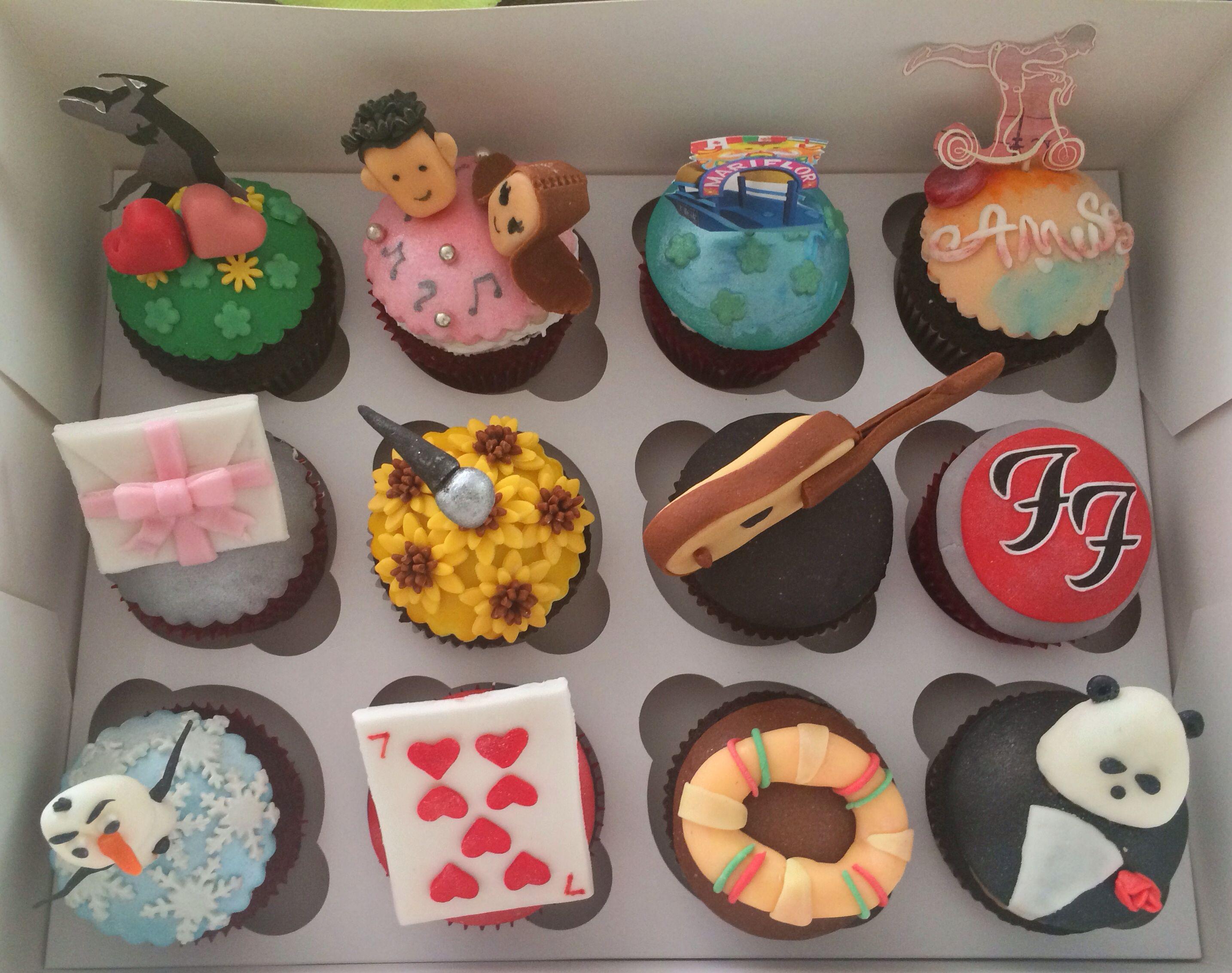 Cupcake History