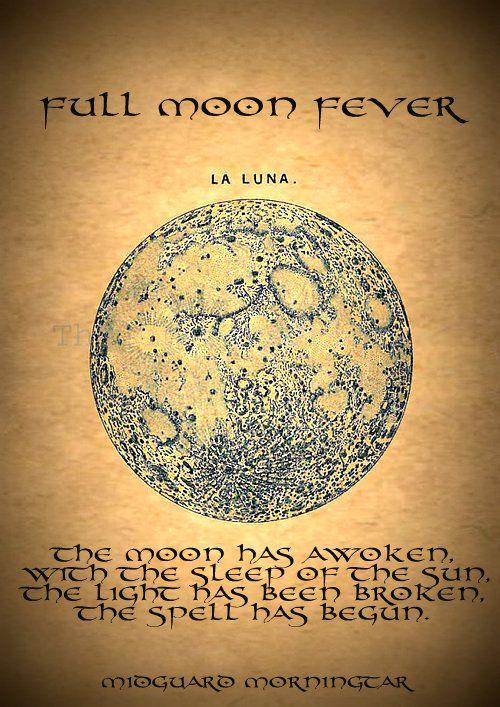 Spells Moon Love Easy Full
