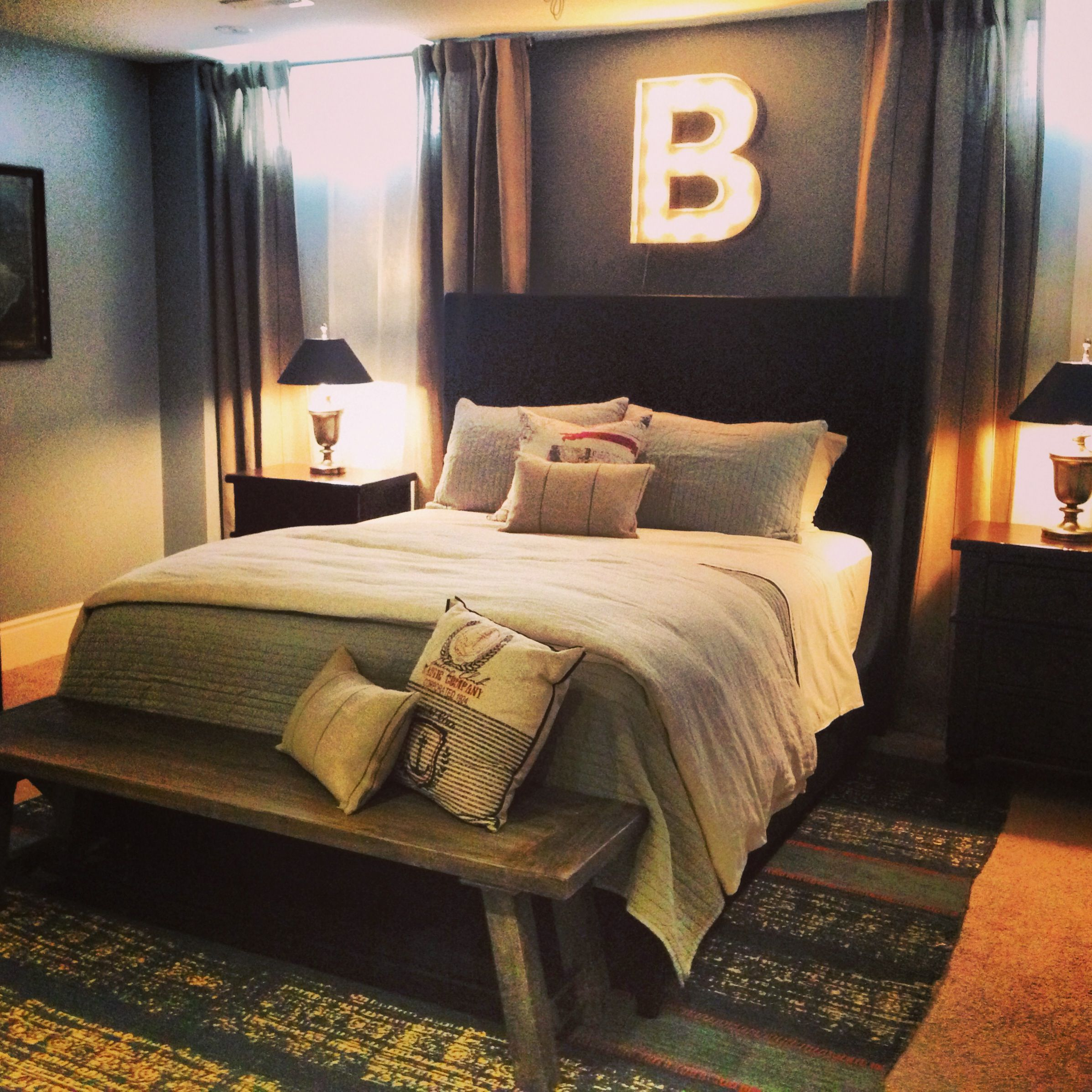 Basement bedroom for a 15 year old boy:)   For the Home ... on Teenager Basement Bedroom  id=72859