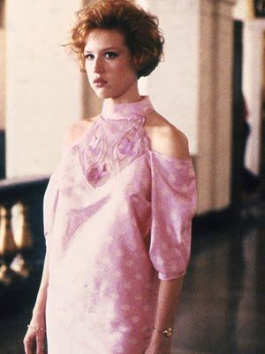 Pretty in Pink Prom Dress