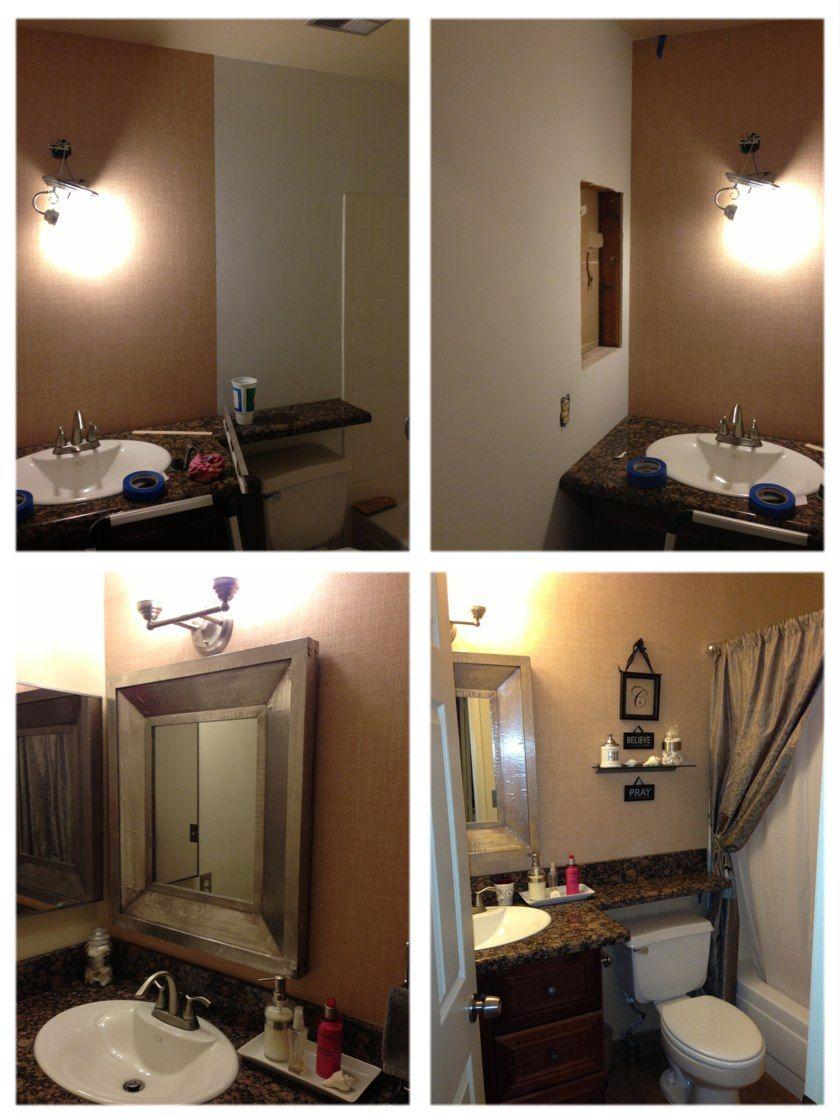 small bathroom diy remodeling bathroom ideas pinterest on bathroom renovation ideas diy id=48547