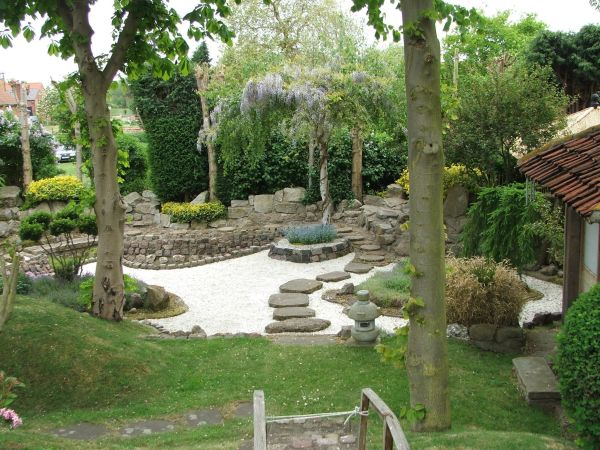 meditation garden design meditation garden   Gardens Asian and Contemporary   Pinterest
