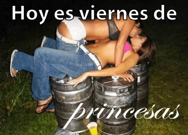 Hoy es Viernes de Princesas - Por Raúl GC
