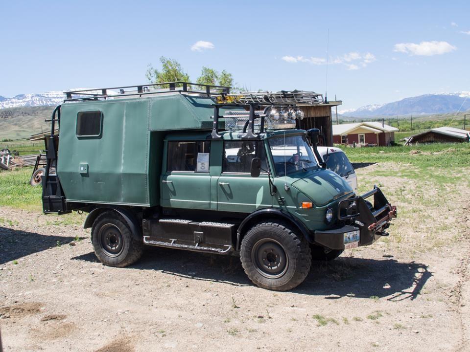 Boulder Offroad 4x4 Vans